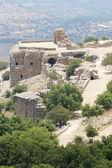 Nimrod fortress — Stock Photo