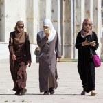 Arab women — Stock Photo