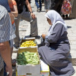 Stock Photo: Jerusalem market