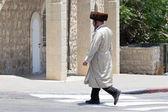 Uomo ebreo ortodosso — Foto Stock