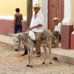 Кубинский человек — Стоковое фото