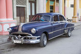 Cuban car — Stock Photo