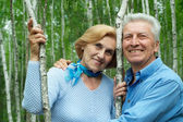 Pretty old humans — Stock Photo