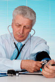 Bra läkare i skåpet — Stockfoto