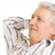 Calm elderly man — Stock Photo #12840048