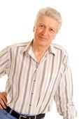 精美的老人 — 图库照片