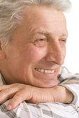 很高兴老年男性 — 图库照片