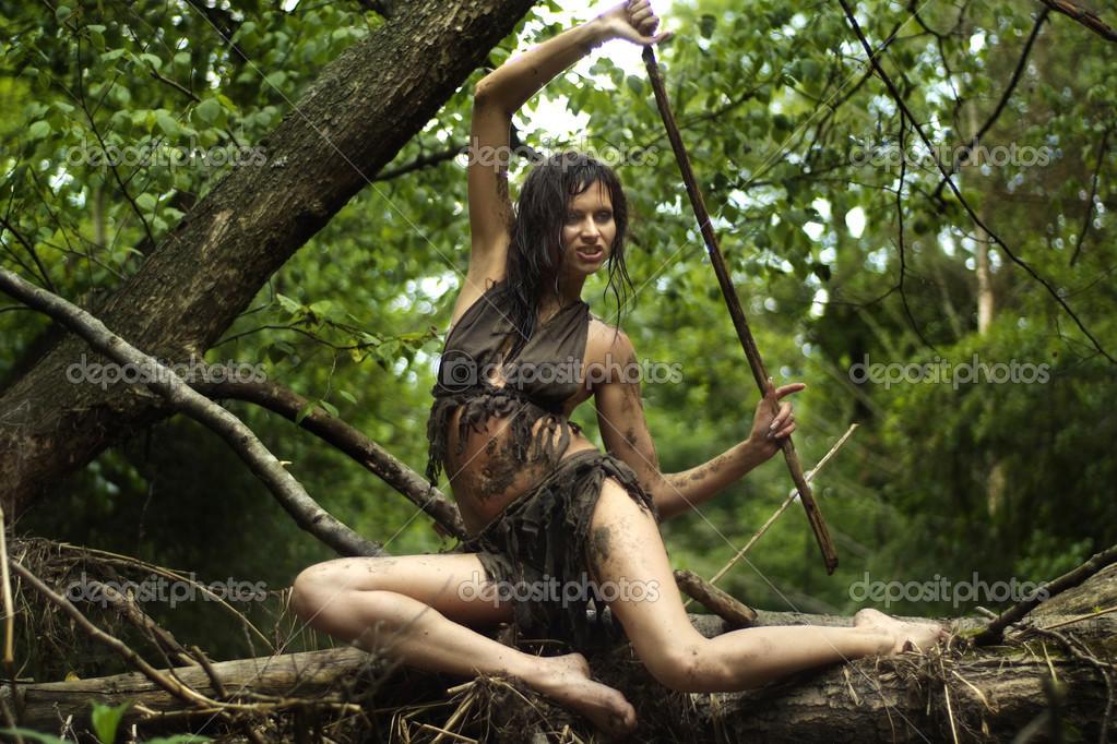 girl in loincloth stock - photo #18