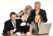 Problemas de negócios — Fotografia Stock