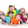 Group of children — Stock Photo