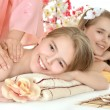 Two young girls — Stock Photo #30735497