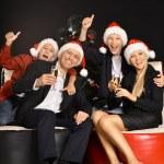 Christmas family holiday — Stock Photo #31208277