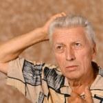 Portrait of a senior man — Stock Photo #31209301