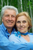 Beauteous old humans — Stock Photo