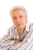 Nice old male — Stock Photo