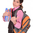 Young fun guy — Stock Photo #33357479