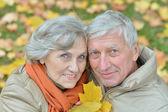 красивая зрелая пара — Стоковое фото