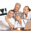 Doctors discussion — Stockfoto #36627669