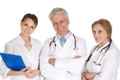 Group of doctors — Foto de Stock