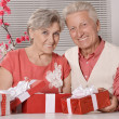Senior couple spending time together — Stock Photo #41709725