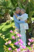 Maggiore coppia di innamorati — Foto Stock