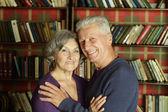 美しい高齢者のカップル — ストック写真