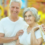 Senior couple — Stock Photo #48943759