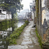 Jiangxi, china: small village — Stock Photo