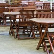 Stock Photo: Restaurant empty
