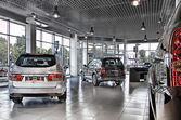 Cars shop — Stock Photo