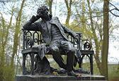 Pushkin — Foto de Stock
