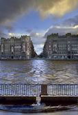 Embankment — Stock Photo