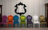 Židle — Stock fotografie