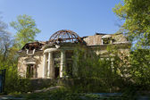 Dilapidated house — Stock Photo