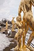 黄金の像 — ストック写真