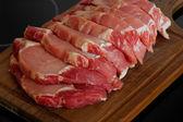 Fresh pork meat — Stock Photo