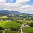 Swiss countryside — Stock Photo