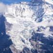 Jungfrau glaciers — Stock Photo