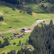 Stock Photo: Swiss farms