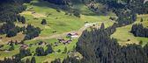 Swiss farms — Stockfoto