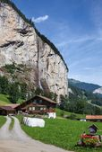 Swiss landscape — Stockfoto