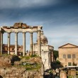 Roman Forum in Rome — Stock Photo