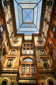 Galleria Sciarra in Rome — Stock Photo