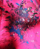 Abstract colors paint — Stock Photo
