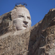 Stock Photo: Crazy Horse Memorial