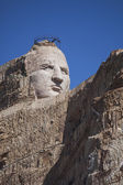 Crazy Horse Memorial — Stock fotografie