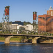 Portland Skyline — Stock Photo #32355905