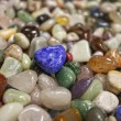 Colorful Rocks — Stock Photo