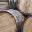 Stock Photo: Wine Casks