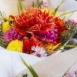 Fresh Flower Arrangement — Stockfoto